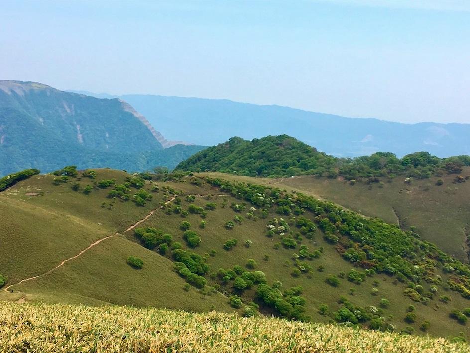 「竜ヶ岳」〜稜線歩きが楽しめます♪〜