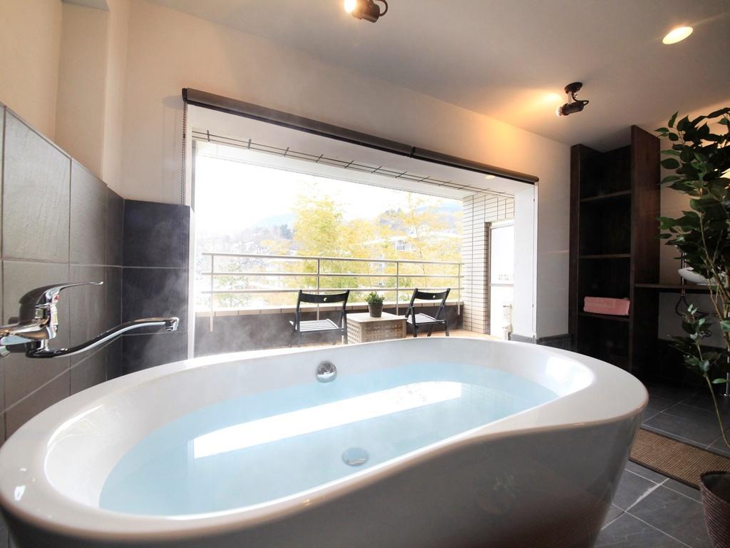 露天風呂付きツインルーム(一例)
