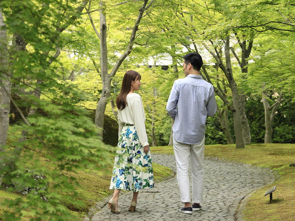 カップルでの箱根旅をお愉しみください