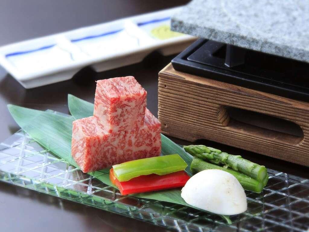 【選べるグルメプラン】国産牛ステーキ※イメージ