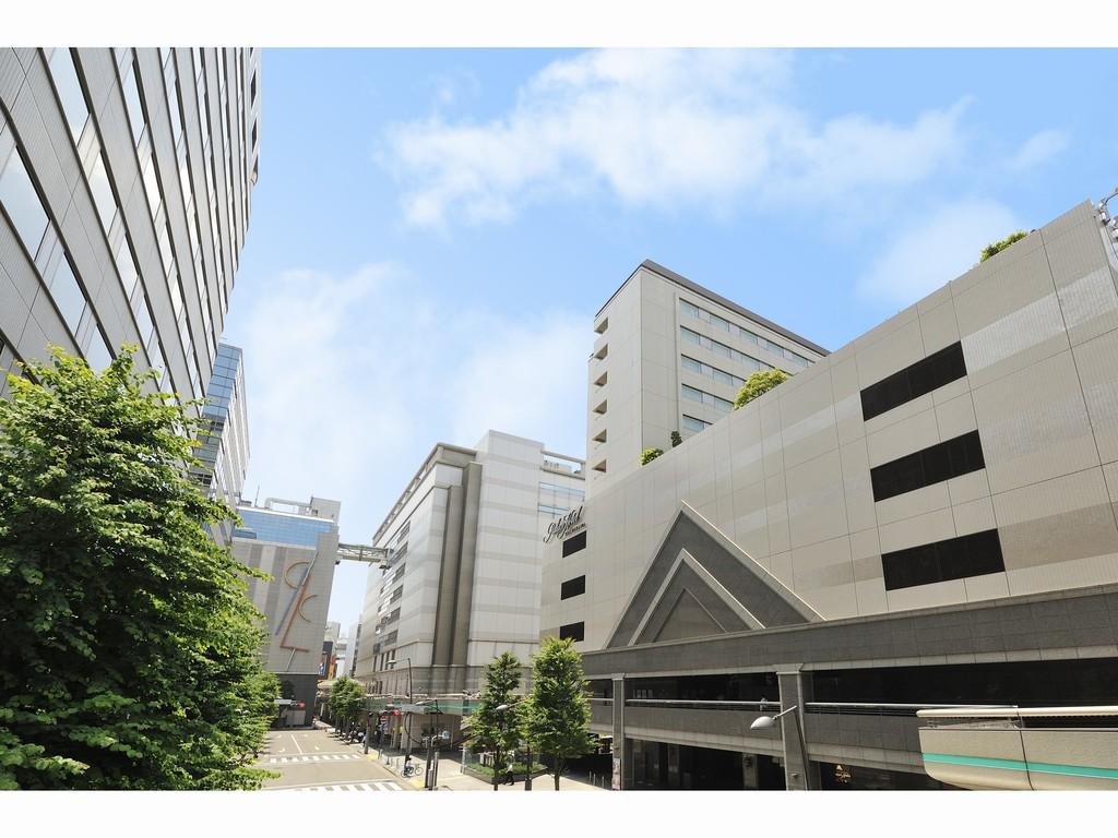 立川駅北口より徒歩約5分です