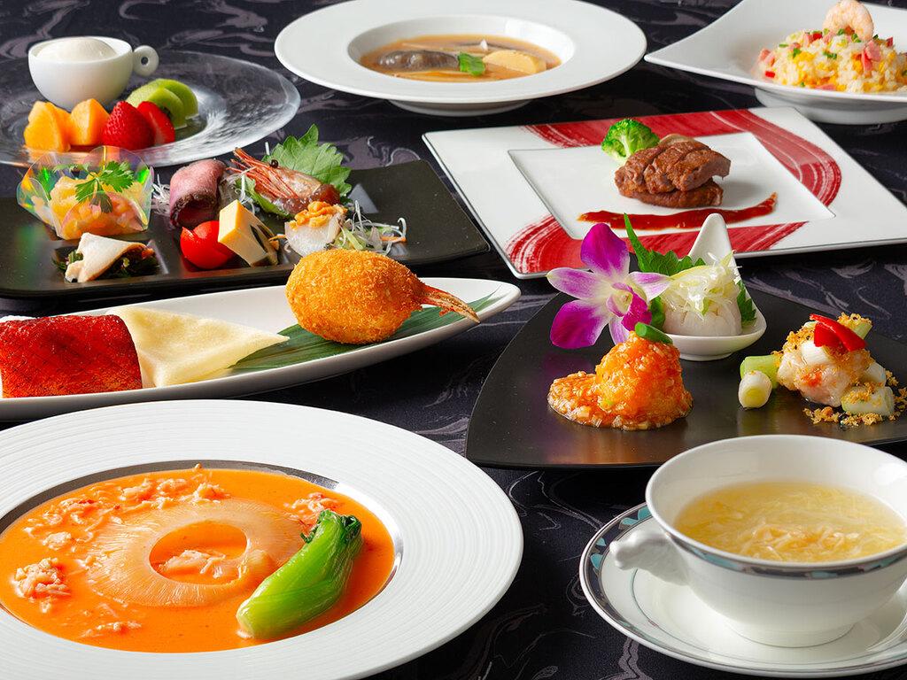 """■2食付・中国料理■大切なひとと過ごす華やかな""""お祝いのひととき""""に——"""