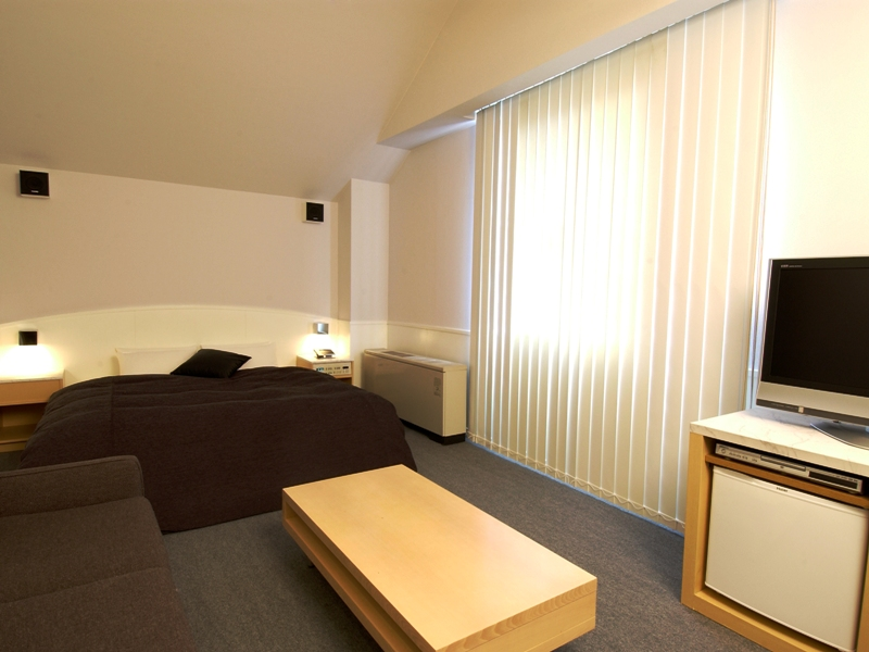 WEST モデレート511号室(客室一例)