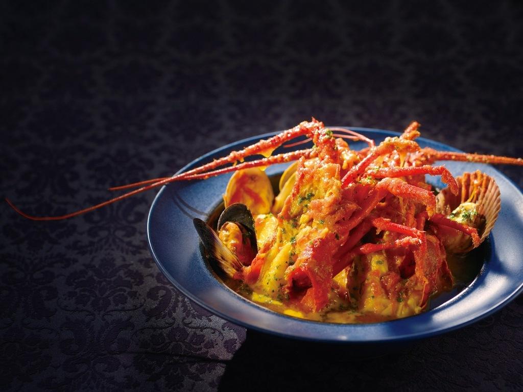 【ご夕食】プレミアムブイヤベースコース ※写真はイメージです