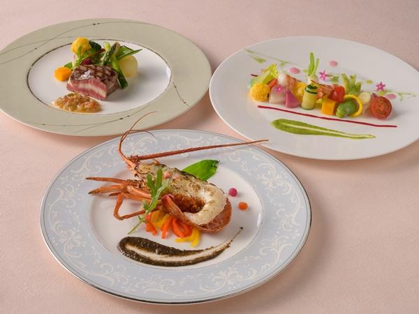 【夕食】2020春夏 基本料理 ※料理イメージ