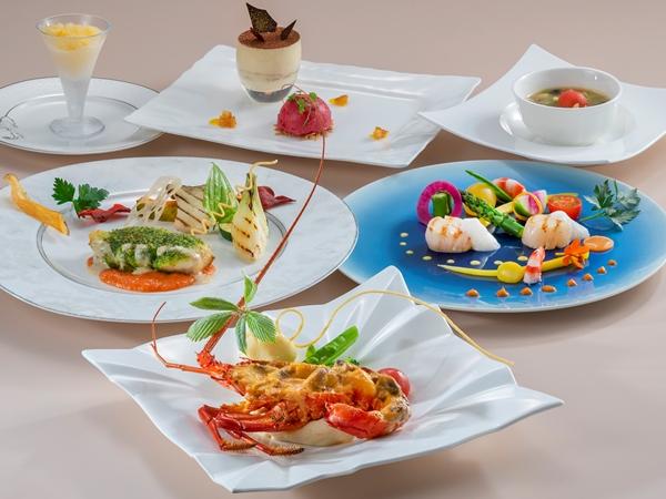 【ご夕食】基本料理 ※2020.10〜3月イメージ
