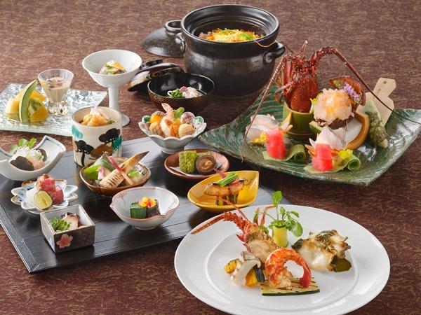 【ご夕食】特選  ※2019.4月〜9月の料理イメージ