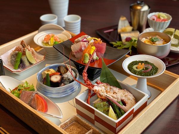 【6月限定】ご夕食:お弁当 ※写真へイメージとなります