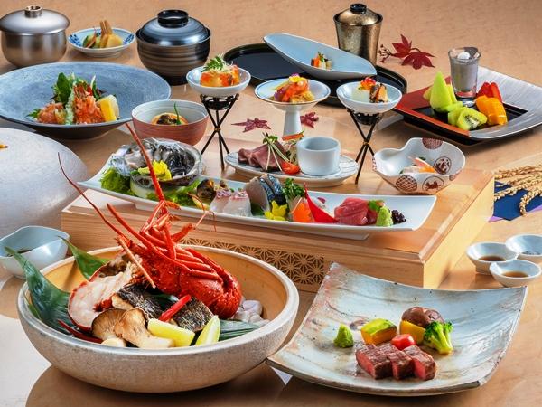 【ご夕食】味覚料理 ※10〜3月イメージ