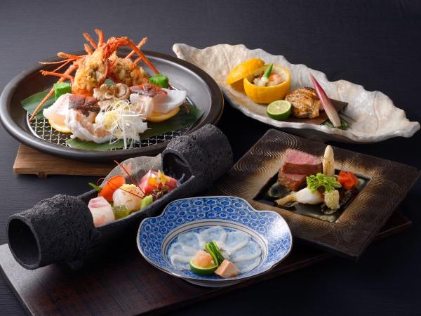 【「前略 大徳さん」掲載特別メニュー】 三大美味の饗宴