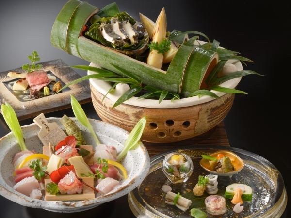 【ご夕食】 里海オープン1周年特別料理
