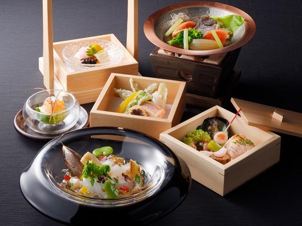 【ご夕食】初夏の涼風御膳 ※写真はイメージとなります