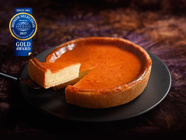 【モンドセレクション 3年連続金賞受賞】鳥羽国際ホテルの伝統のチーズケーキ ※写真はイメージとなります