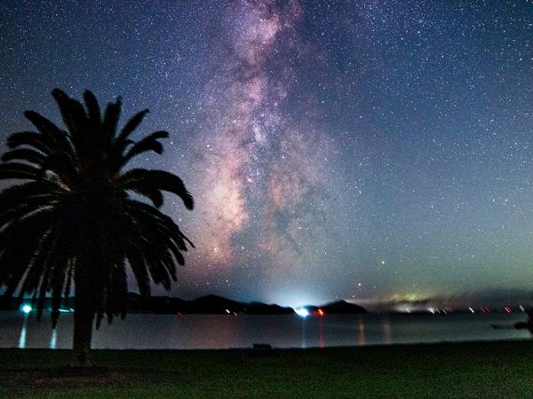 【空】360度パノラマ。天然のプラネタリウムをお愉しみいただけます