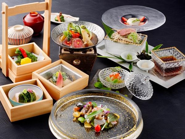 【夕食】春の里海膳 ※お料理イメージ