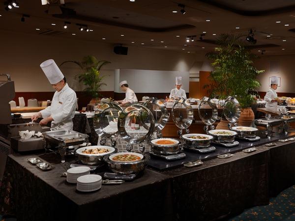 【ご夕食】ディナーブッフェ ※写真はイメージとなります
