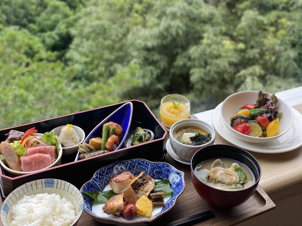 【ご朝食】和洋セットメニュー ※写真はイメージとなります