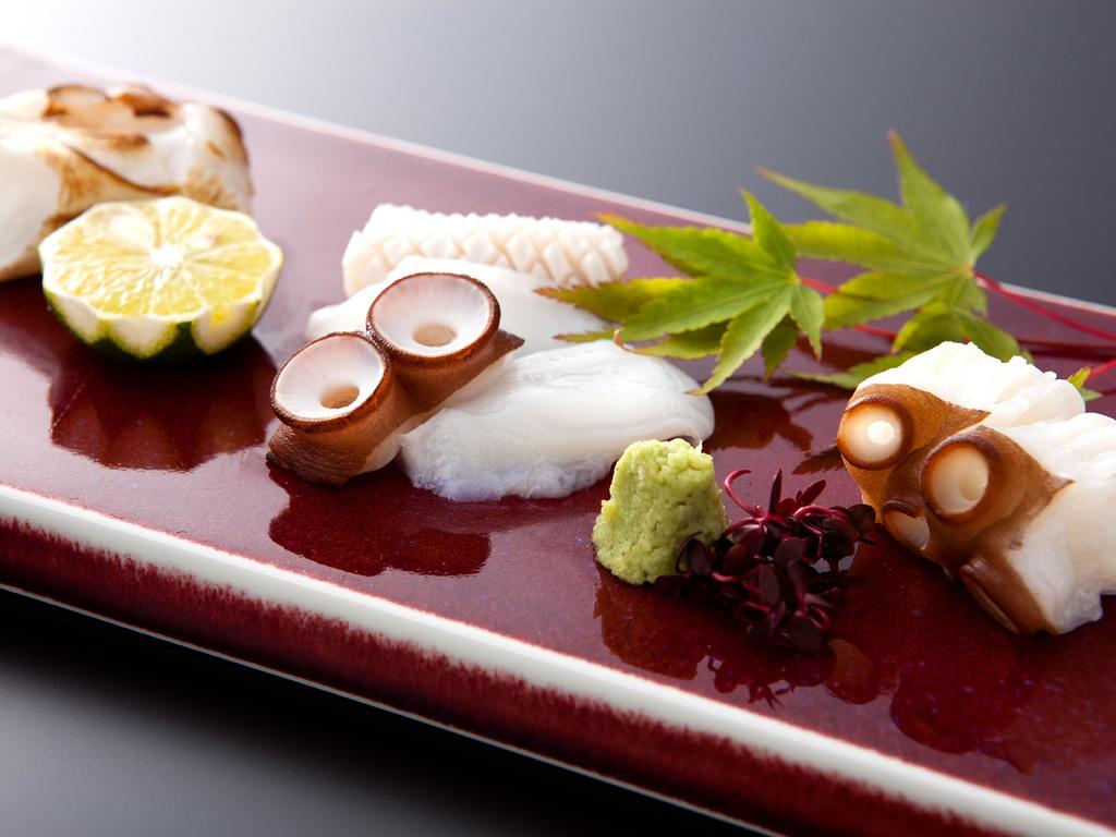 旨み溢れる麦藁蛸を様々な料理方法で頂く(料理イメージ)