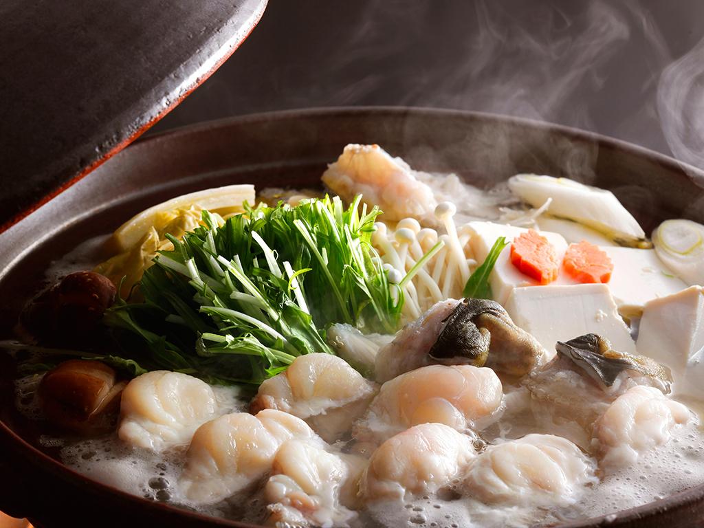 淡路島3年とらふぐのてっちり鍋(料理イメージ)