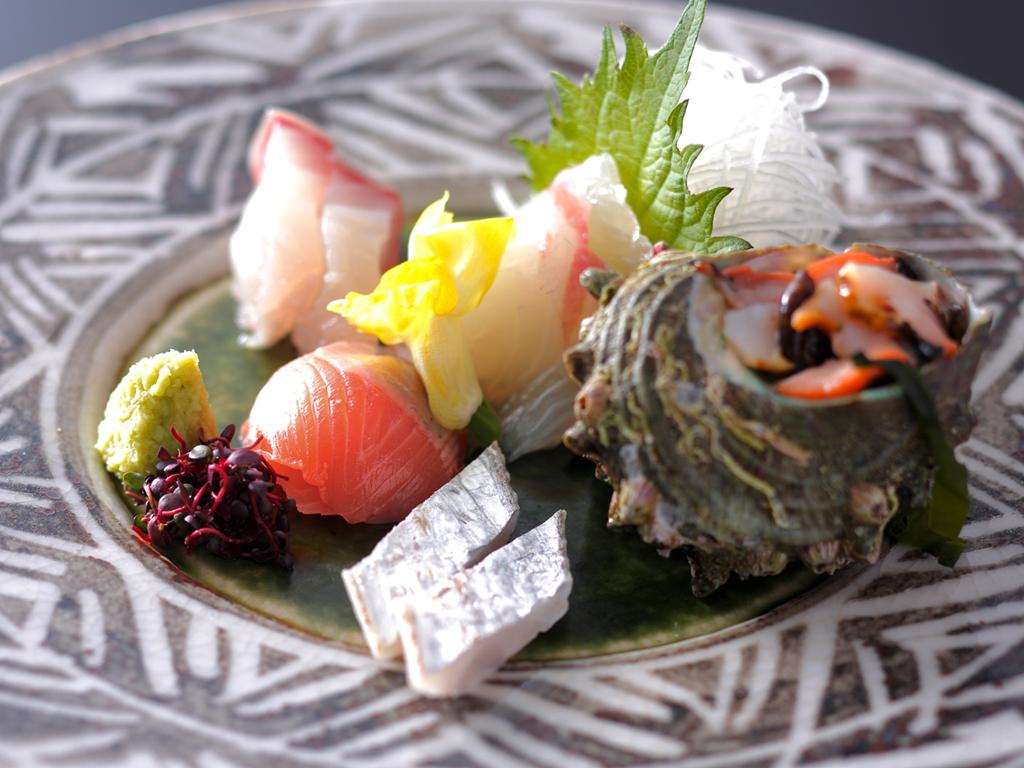 瀬戸内の新鮮な魚介類を堪能(イメージ)