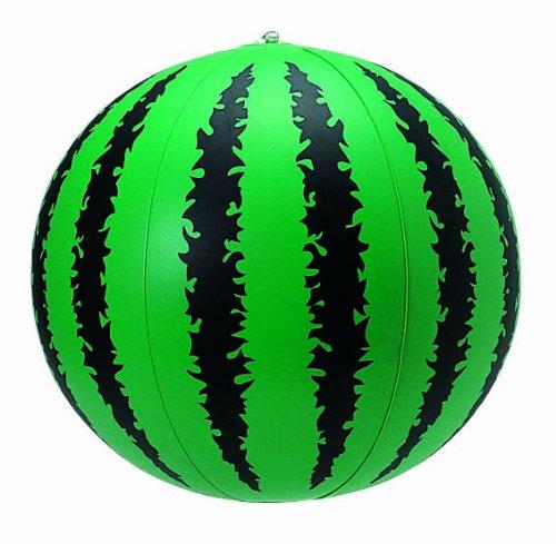 スイカのビーチボールをプレゼント♪