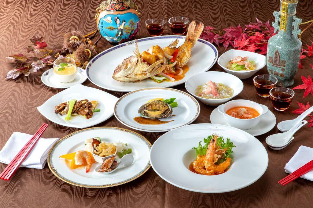 中国料理「万陽華」料理イメージ