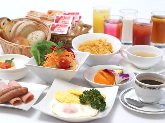 ≪朝食≫朝食バイキング:イメージ