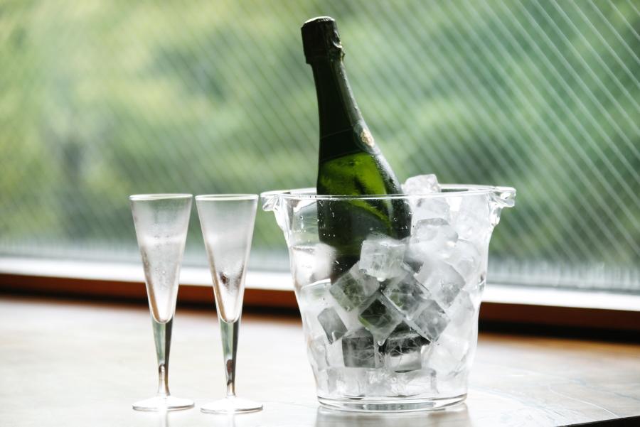 シャンパン特典付き ※イメージ