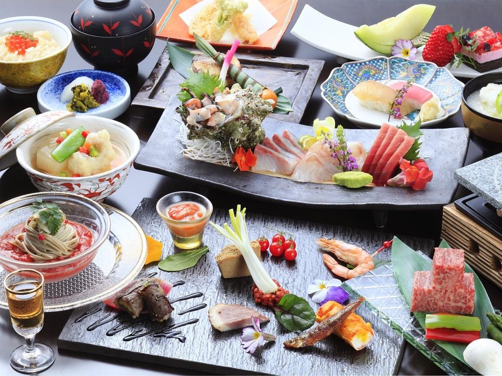 爽やかな箱根で温泉と和食を御堪能くださいませ。