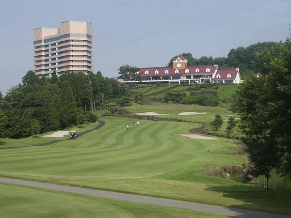ホテル&ゴルフ