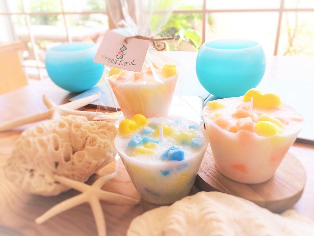 【アロマキャンドル特典付】~~Okinawa☆Memory~~香りとともによみがえる...