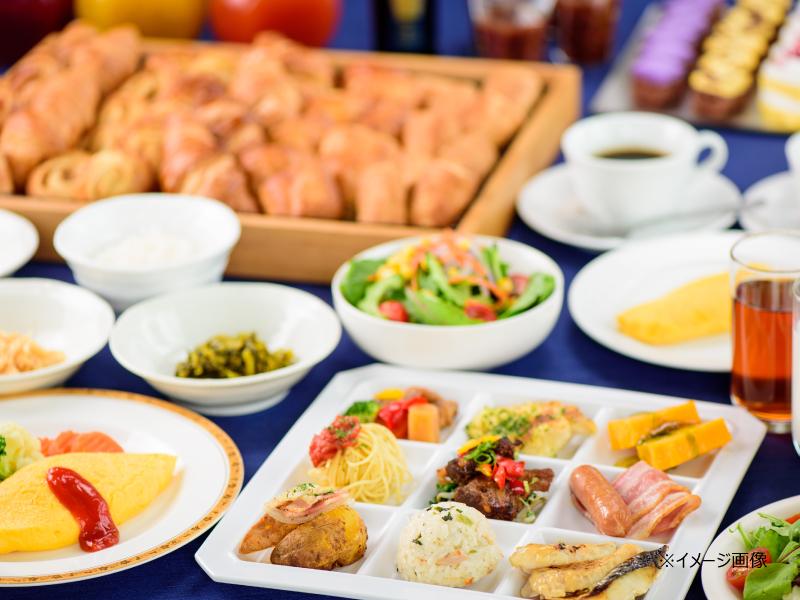 【朝食バイキング】和・洋に沖縄料理!わくわく朝食バイキング!