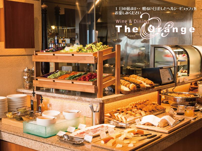 Wine&Dining「TheOrange」洋食ブッフェ※イメージ