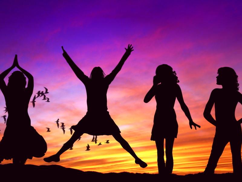 仲良し女子旅で憂いも解放されるリゾートライフ