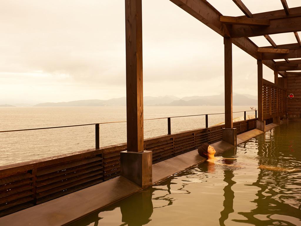 島風の湯 展望露天大浴場