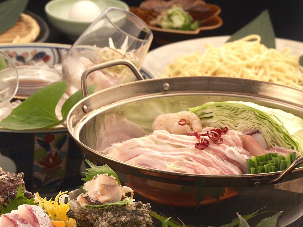 あったか長崎スープ鍋