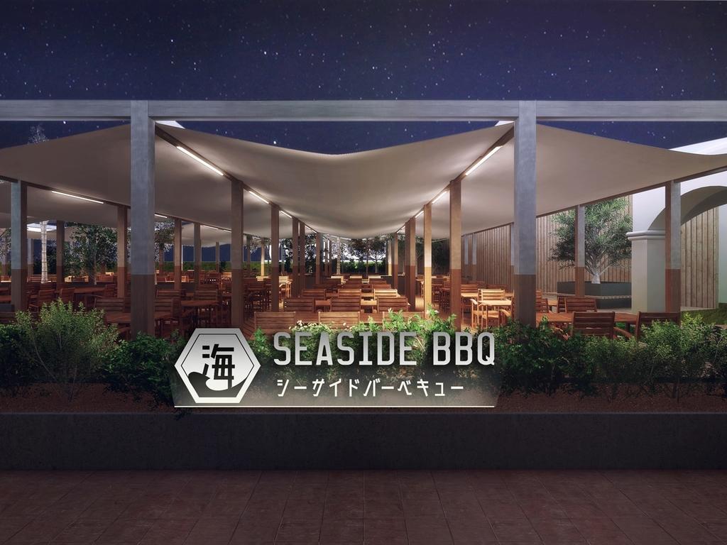 会場:SEASIDE BBQ