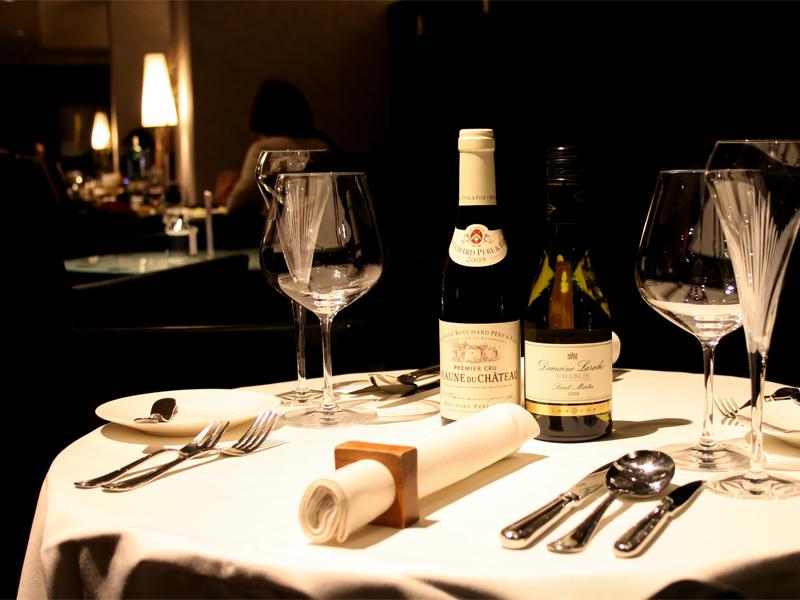 スペシャル・ワイン&ディナー