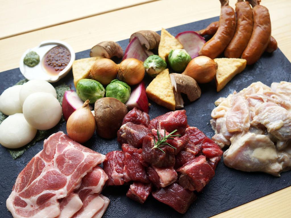【2019秋 WABI SABI BBQ】和の食材の味が引き立つ、新感覚BBQ。