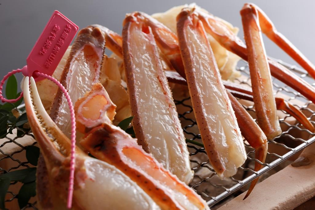 蟹本来の旨味と甘味をお愉しみ下さい。(画像はイメージです)