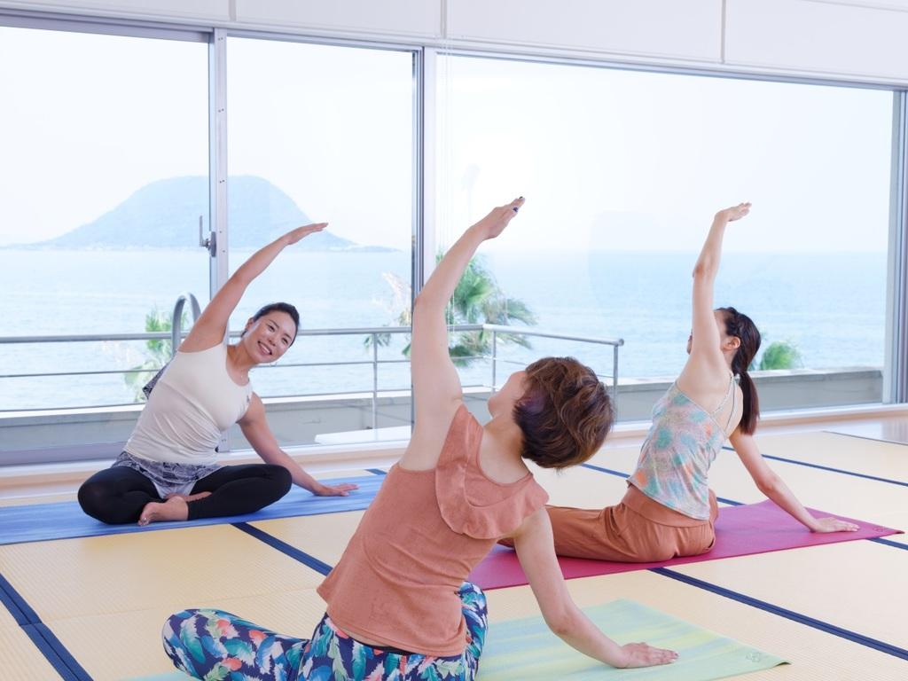朝活!Yoga ※イメージ