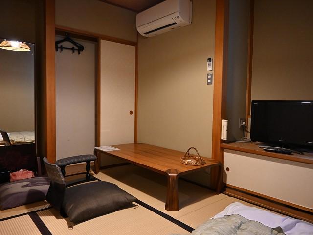 【コンパクト和室・禁煙室】和室20平米◆ユニットバス付
