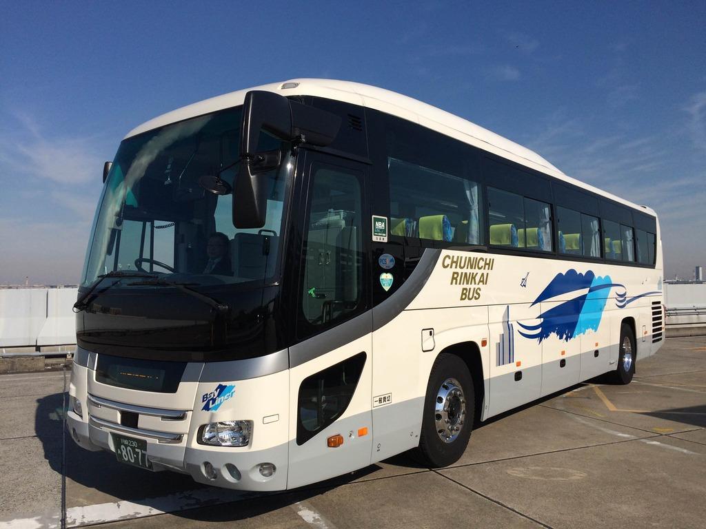 【首都圏往復バス】イメージ