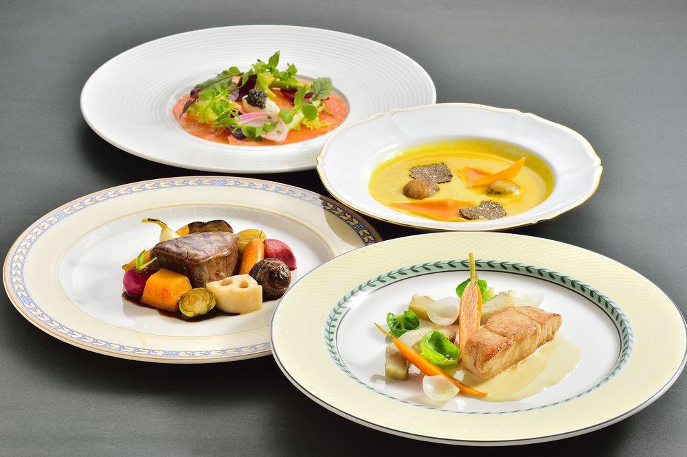 【テーマレストラン レ・セレブリテ】アニバーサリーコース(画像はイメージです)