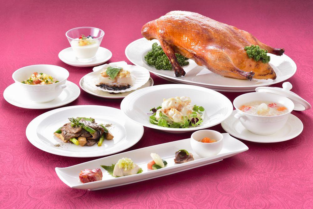 【中国料理 鴻臚】記念日ディナー(イメージ)