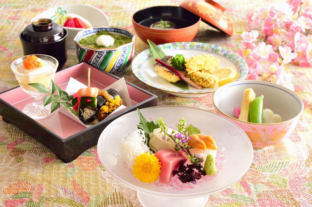 【日本料理 弁慶】料理一例(画像はイメージです)