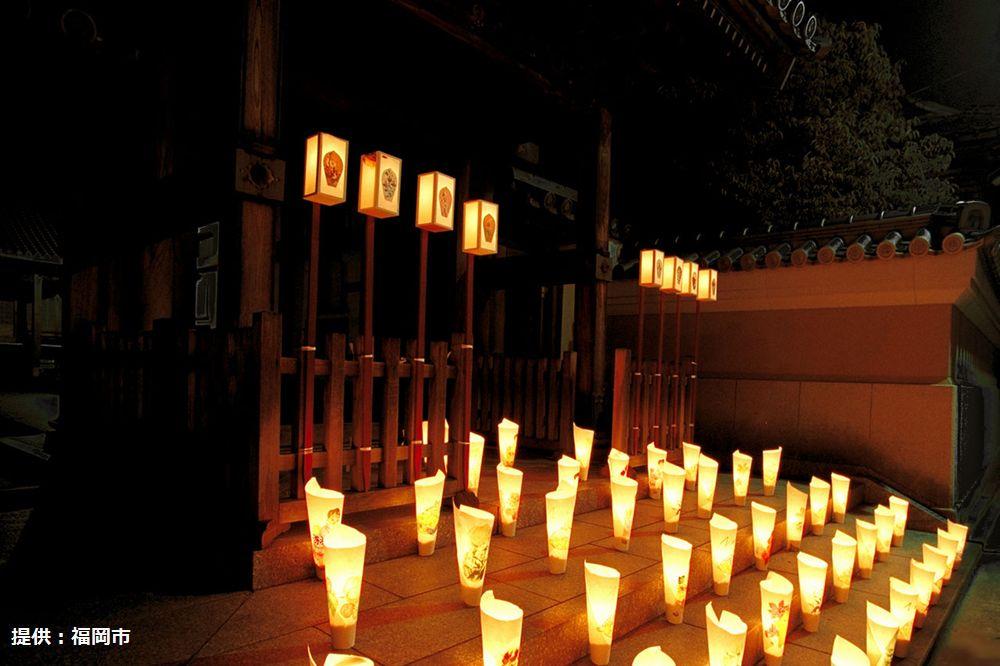 2017年10月21日開催予定の「博多灯明ウォッチング」<br>※写真はイメージです。