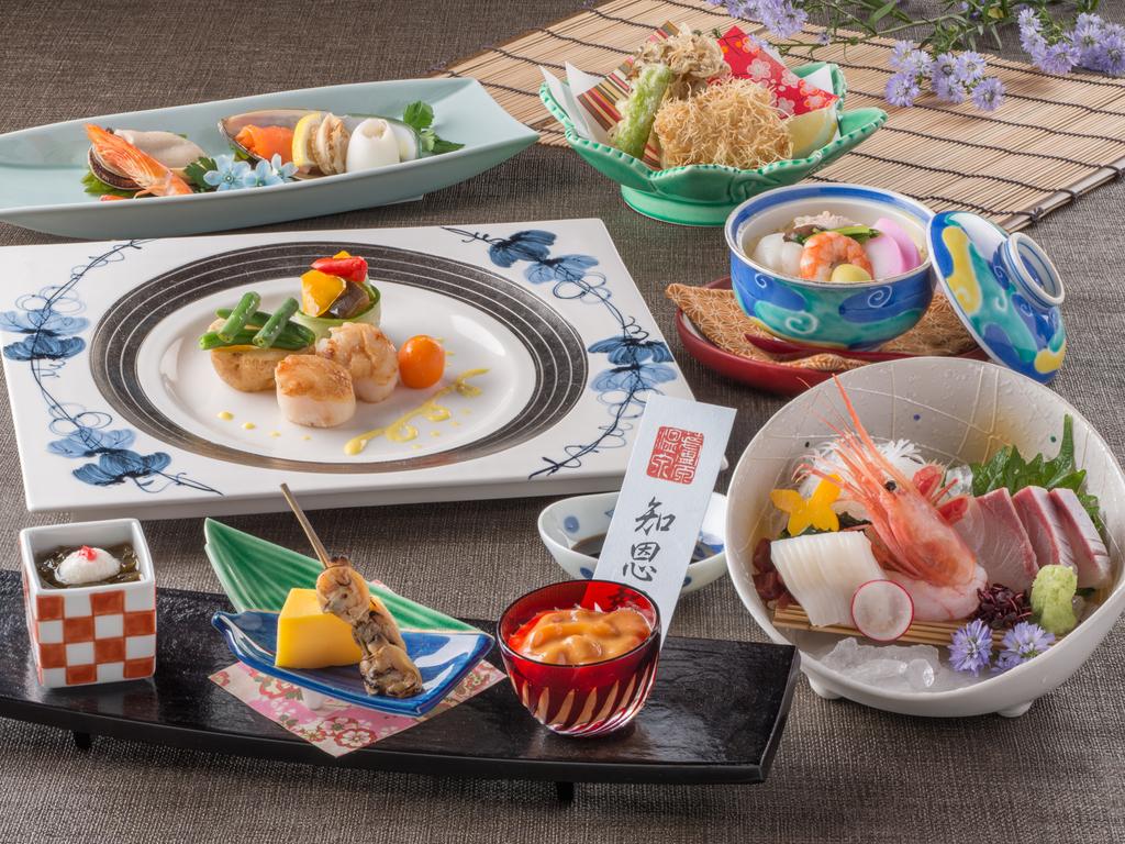 【食事】レストラン「季の蔵」春夏のお値打ち会席<イメージ>