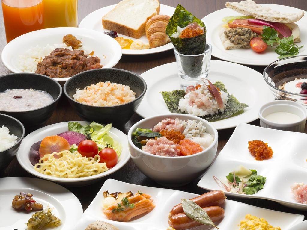 朝食イメージ 〜 31F Sky Restaurant Hareus