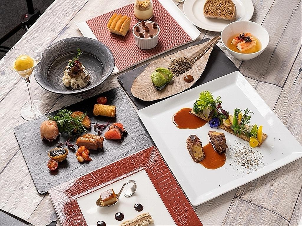 スカイレストラン「Hareus〜ハレアス」Dinner